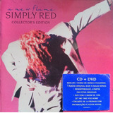 Simply Red A New Flame Collector s Edition [cd dvd Novo De F